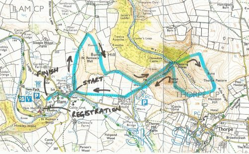 ilam-park-fell-race-route-2017